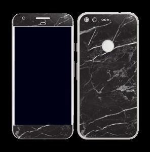 Svart Marmor Skin Pixel