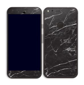 Svart Marmor Skin Pixel XL