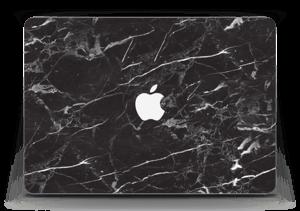 """Black Marble Skin MacBook Air 13"""""""