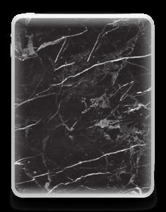 Black Marble  Skin IPad 1