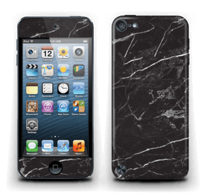 Black Marble  Skin IPod Touch 5th Gen