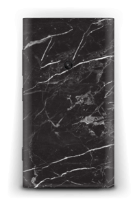 Svart Marmor Skin Nokia Lumia 920