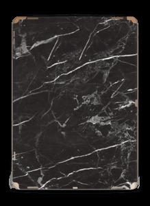 Svart Marmor Skin IPad Pro 12.9