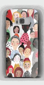 Fröhliche Kinder Handyhülle Galaxy S8