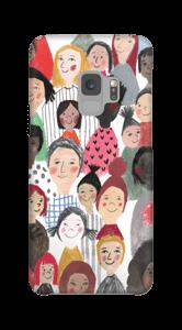 Fröhliche Kinder Handyhülle Galaxy S9