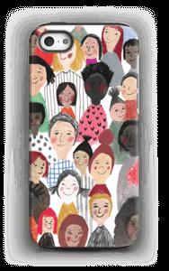 Enfants souriant Coque  IPhone 5/5s tough