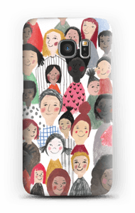 Happy Children case Galaxy S7
