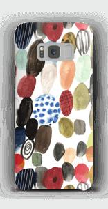 Vesivärejä kuoret Galaxy S8