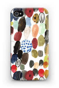 Water Colors case IPhone 4/4s