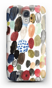 Water Colors case Galaxy S4