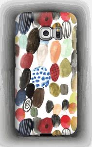 Vesivärejä kuoret Galaxy S6 Edge