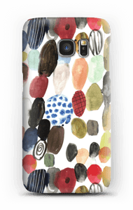 Water Colors case Galaxy S7