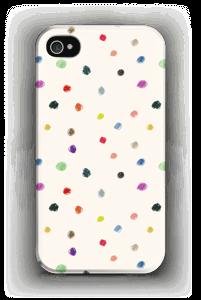 Täplät kuoret IPhone 4/4s