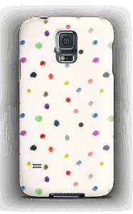 Prikker i alle farver! cover Galaxy S5