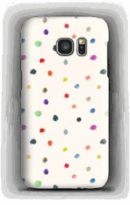 Täplät kuoret Galaxy S7