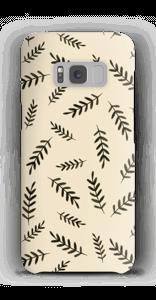 Lehdet kuoret Galaxy S8