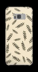 Lehdet kuoret Galaxy S8 Plus