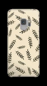 Blatt Handyhülle Galaxy S9