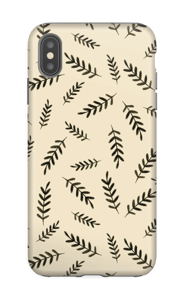 Fall is coming case IPhone XS Max tough