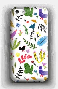 Birds with Flowers case IPhone 5c