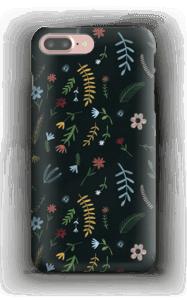 Blomster i mørket  deksel IPhone 7 Plus