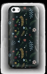 Flowers in the dark case IPhone 5c