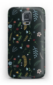 Tummat kukat kuoret Galaxy S5