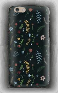 Blommor i det mörka skal IPhone 6