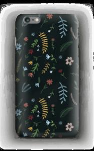 Flowers in the dark case IPhone 6s Plus