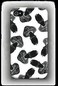 Sieniä sateella kuoret IPhone 4/4s
