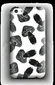 Black Mushrooms case IPhone 5c