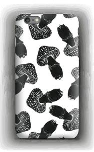 Svampar i svart skal IPhone 6s Plus