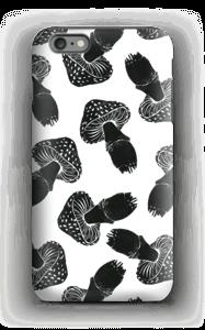 Svampar i svart skal IPhone 6s Plus tough