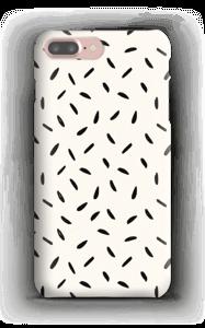 Black Seeds case IPhone 7 Plus