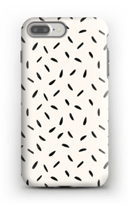 Små små frø deksel IPhone 7 Plus tough