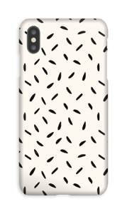 Piccoli semi cover IPhone XS Max