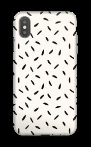Petites graines Coque  IPhone XS Max tough