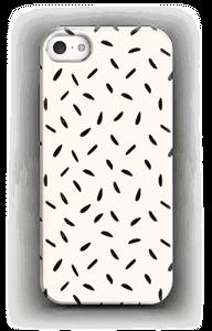 Black Seeds case IPhone 5/5S