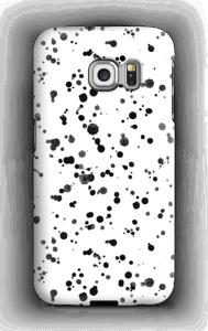 Maalipisarat kuoret Galaxy S6 Edge