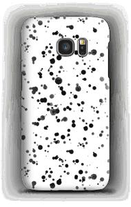 Farbspritzer Handyhülle Galaxy S7