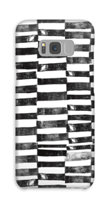 Sorte streger cover Galaxy S8 Plus