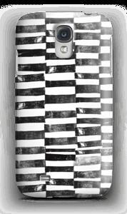 Svarte streker deksel Galaxy S4