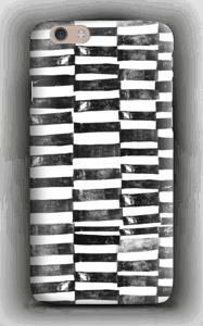 Svarte streker deksel IPhone 6