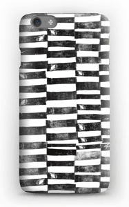 Pavé noir & blanc Coque  IPhone 6s