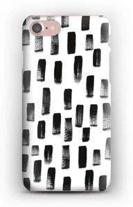Penselstrejf cover IPhone 7