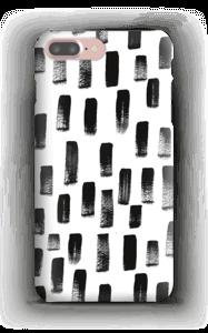 Paintbrush Print  case IPhone 7 Plus