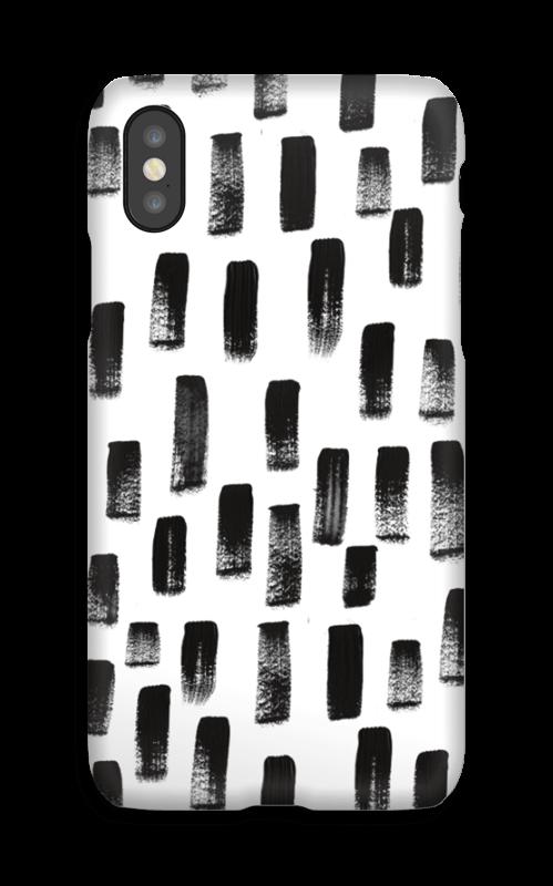 Penselstrøk deksel IPhone X