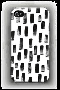 Pensselinvedot kuoret IPhone 4/4s