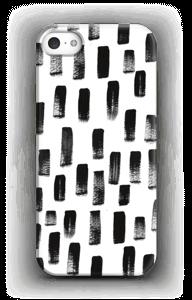 Traces noires Coque  IPhone 5/5S