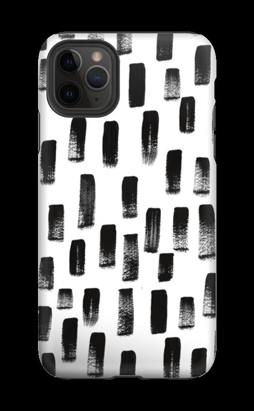 Paintbrush Print Iphone 11 Pro Max Tough Case